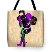 Football Tote Bag