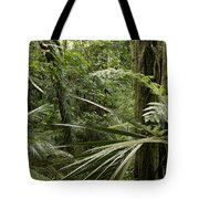 Jungle Leaves Tote Bag