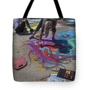 Lake Worth Street Painting Festival Tote Bag