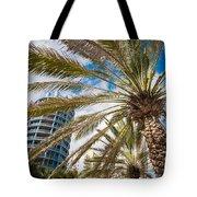 Miami Beach Tote Bag