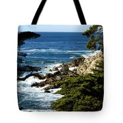 17 Mile Drive Iv Tote Bag