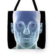 The Skull Tote Bag