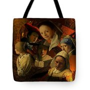 17th Century Maidens Tote Bag