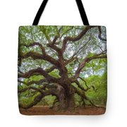 Southern Angel Oak  Tote Bag