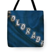 Colorado Avalanche Tote Bag