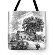 Daniel Webster (1782-1852) Tote Bag