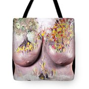 18. Judy Robkin, Artist, 2015 Tote Bag
