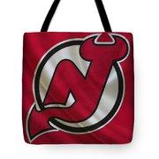 New Jersey Devils Tote Bag