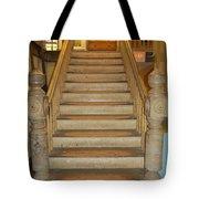 1800's Vintage Stairs Tote Bag