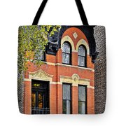 1817 N Orleans St Old Town Chicago Tote Bag