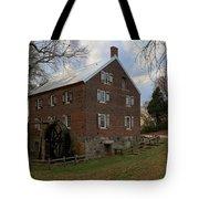 1823 North Carolina Grist Mill Tote Bag