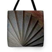 1861 Fort Point Tower Stairs San Francisco Bay Tote Bag