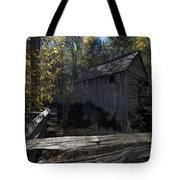 1868 Cable Mill At Cades Cove Tennessee Tote Bag