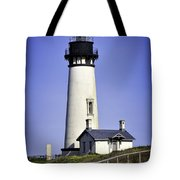 1872 Historic Lighthouse Tote Bag