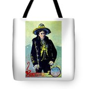 1880 Lighthall's Medicine Show Tote Bag by Historic Image