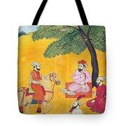 18th Century Picnic  Tote Bag