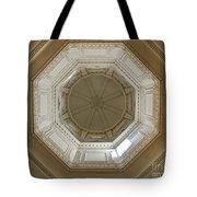 18th Century State House Rotunda Dome Tote Bag