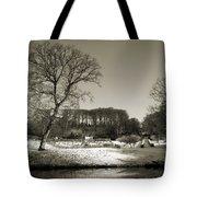 18th Century Winter Tote Bag