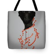 Dinka Bride - South Sudan Tote Bag