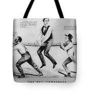 Presidential Campaign, 1860 Tote Bag