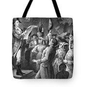 Yorktown: Surrender, 1781 Tote Bag
