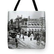 1900s Intersection Of Fair Oaks Tote Bag
