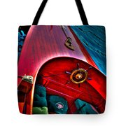 1903 Leighton Antique Boat Tote Bag