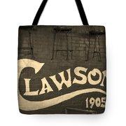 1905 Restaurant  Tote Bag