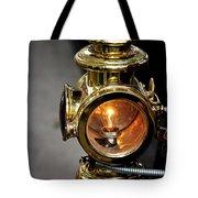 1907 Stanley Steamer - Sidelight Tote Bag