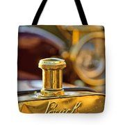 1909 Buick Model F Touring Hood Ornament Tote Bag