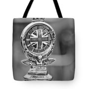 1909 Rolls-royce Silver Ghost Hood Ornament Tote Bag