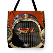 1910 Pope Hartford Model T Grille Emblem Tote Bag