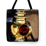 1910 Pope Hartford Model T Lamp Tote Bag