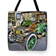 1911 Cadillac Tote Bag