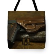1911 Concealed Carry Tote Bag