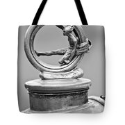 1912 Gobron-brillie 12 Cv Skiff Hood Ornament 2 Tote Bag