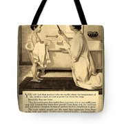 1913 - Proctor And Gamble - Ivory Soap Advertisement Tote Bag
