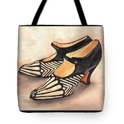 Deco Darlings Tote Bag