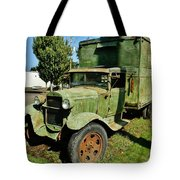 1920s Ford Moving Truck Tote Bag