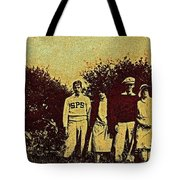 1920s Golf Tote Bag