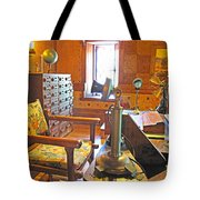 1920's Office Tote Bag