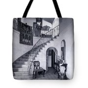1920s Upscale Home Entry With Spiral Tote Bag