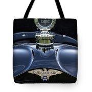 1921 Duesenberg Tote Bag