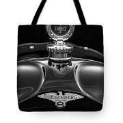 1921 Duesenberg Hood Ornament Tote Bag