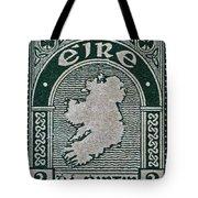 1922 Ireland Eire Stamp Tote Bag
