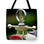 1923 Bugatti Type 23 Brescia Lavocat Et Marsaud Hood Ornament Tote Bag