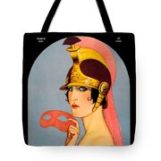 1924 - Theatre Magazine Cover - Color Tote Bag