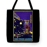 1925 New York City At Night Tote Bag