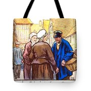 1926 - French Tourism Poster - Color Tote Bag