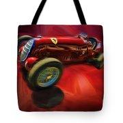 1926 Delage Grand Prix Car  Alfa-romeo  Tote Bag